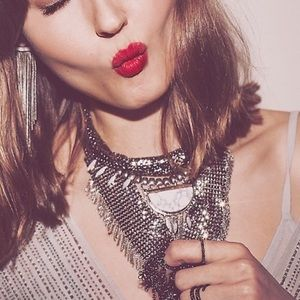 Free people • Grace Chainmail Necklace
